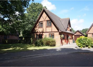 Thumbnail 4 bed detached house for sale in Glenville Close, Walkford
