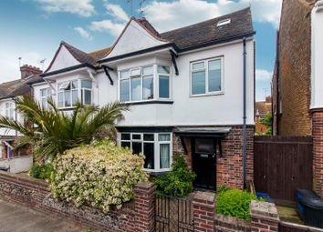 Thumbnail 4 bed semi-detached house for sale in Upper Approach Road, Broadstairs