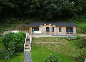 Thumbnail 3 bed detached bungalow for sale in 2, Aberdovey Lodge Park, Aberdovey, Gwynedd