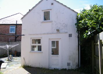 Thumbnail 1 bedroom detached house for sale in Lawn Avenue, Skegness, Lincs.