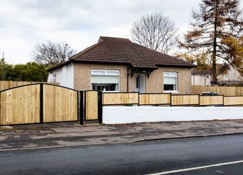 Thumbnail 3 bed detached bungalow for sale in Drumchapel Road, Drumchapel, Glasgow