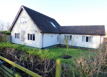 Thumbnail 4 bed bungalow for sale in Main Road, Saltfleet, Louth