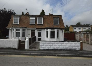 Thumbnail 3 bed semi-detached house for sale in Dawley Road, Arleston, Telford