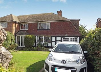 Thumbnail 3 bed semi-detached house for sale in Ashtead Drive, Bapchild, Sittingbourne, Kent
