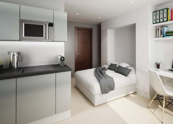 Thumbnail 1 bed flat for sale in Woodhouse Street, Leeds