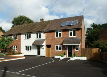 Thumbnail 3 bedroom end terrace house for sale in Hillside Close, Knaphill, Woking