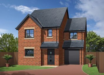 Thumbnail 4 bed detached house for sale in Plot 2, Towngate, Mapplewell, Barnsley