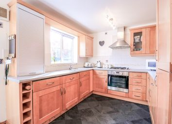Thumbnail 3 bed town house for sale in Armstrong Way, York