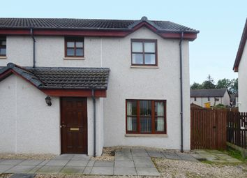 Thumbnail 3 bed semi-detached house for sale in Knockomie Rise, Forres
