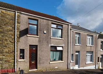 Thumbnail 3 bed terraced house for sale in Saddler Street, Landore, Swansea