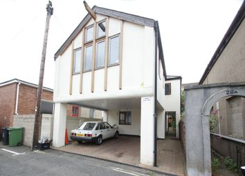 Thumbnail 2 bed semi-detached house for sale in Winner Street, Paignton, Devon