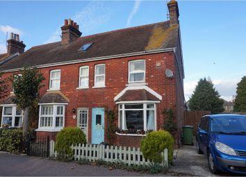 Thumbnail 3 bed end terrace house for sale in Mount Pleasant, Paddock Wood, Tonbridge