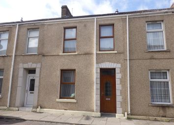 Thumbnail 3 bed terraced house for sale in George Street, Llanelli