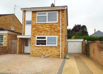 Thumbnail 3 bed detached house for sale in South Wootton, Kings Lynn, Norfolk