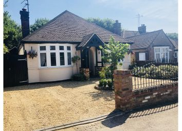 Thumbnail 4 bed detached bungalow for sale in Lynwood Avenue, Luton