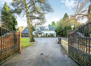 Thumbnail 4 bed detached house for sale in Newgate, Wilmslow, Cheshire, .