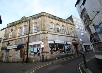 Thumbnail 1 bed flat for sale in Flat 2, 4 Victoria Place, St. Austell, Cornwall