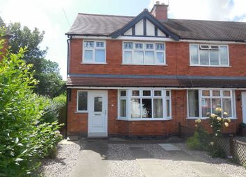 Thumbnail 3 bed terraced house for sale in Burleigh Road, Hinckley