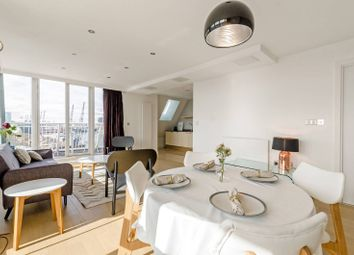 Thumbnail 2 bed flat for sale in Eastern Quay Apartments, Silvertown