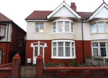 Thumbnail 3 bed semi-detached house for sale in Lincoln Road, Blackpool