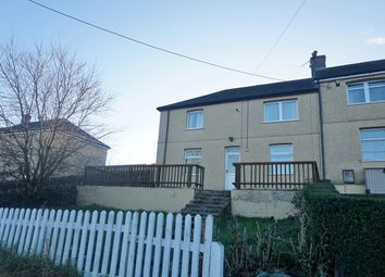 Thumbnail 3 bed semi-detached house for sale in Bryn Road, Markham, Blackwood