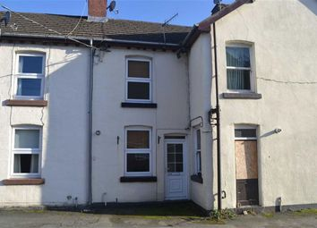 Thumbnail 1 bed terraced house for sale in 32, Victoria Avenue, Llanidloes, Powys
