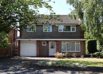 Thumbnail 3 bed detached house for sale in Black Bull Lane, Fulwood, Preston