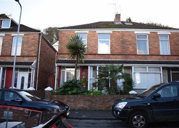 Thumbnail 2 bed semi-detached house for sale in Park Avenue, Mumbles, Swansea