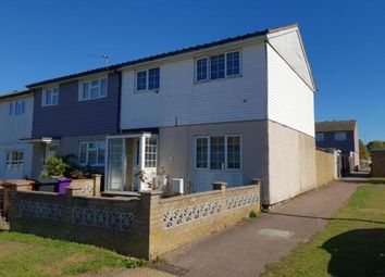 Thumbnail 3 bed end terrace house for sale in Kyrkeby, Letchworth Garden City, Hertfordshire