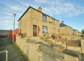 Thumbnail 3 bedroom semi-detached house for sale in Castle Park Road, Huntly, Aberdeenshire