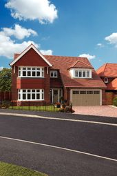 Thumbnail 5 bed detached house for sale in Carey Fields, Northampton Lane North, Moulton