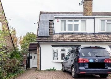 Thumbnail 4 bedroom semi-detached house to rent in Quinta Drive, Arkley, Barnet