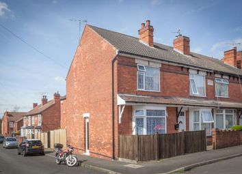 Thumbnail 3 bed end terrace house for sale in Forest Street, Kirkby-In-Ashfield, Nottingham
