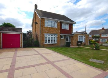 Thumbnail 5 bed detached house for sale in Totnes Walk, Old Springfield, Chelmsford