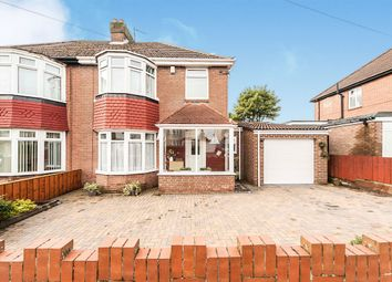 Thumbnail 3 bed semi-detached house for sale in Ranson Street, Sunderland, Tyne And Wear
