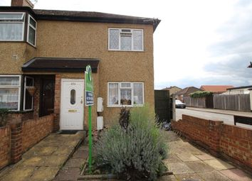 Thumbnail 2 bed terraced house for sale in Ravensbourne Avenue, Staines-Upon-Thames