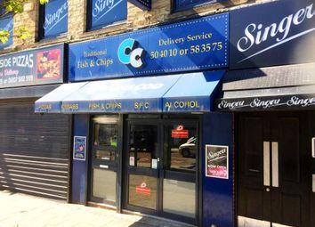 Thumbnail Restaurant/cafe for sale in Consett DH8, UK