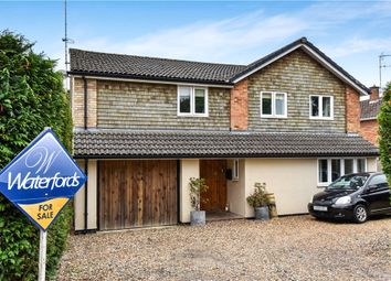 Thumbnail 5 bed detached house for sale in Forest Hills, Camberley, Surrey