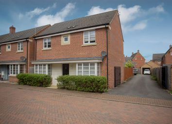 Thumbnail 3 bed detached house for sale in Stonewort Avenue, Hampton Vale, Peterborough