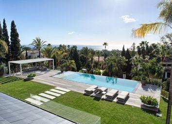 Thumbnail 5 bed villa for sale in Spain, Málaga, Marbella, Las Chapas