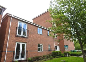 Thumbnail 2 bed flat for sale in Ledger Walk, Carrington Point, Nottingham