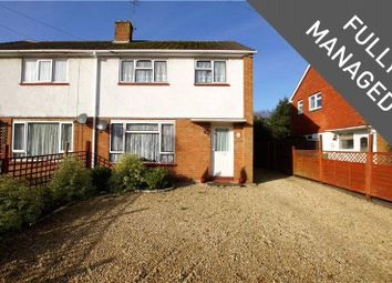 Thumbnail 3 bedroom semi-detached house to rent in Kingston Road, Camberley, Surrey