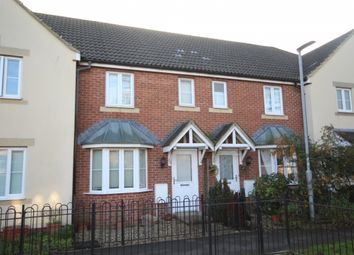 Thumbnail 2 bed terraced house for sale in Riverside Close, Bridgwater