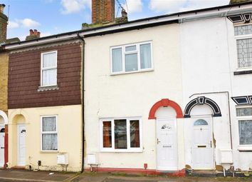 Thumbnail 2 bed terraced house for sale in Grove Road, Strood, Rochester, Kent