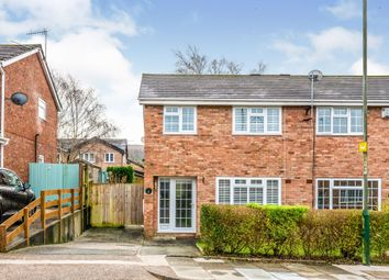 Thumbnail 3 bed semi-detached house for sale in Dol Y Paun, Caerphilly