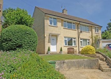 3 bed semi-detached house for sale in Leighton Road, Bath BA1