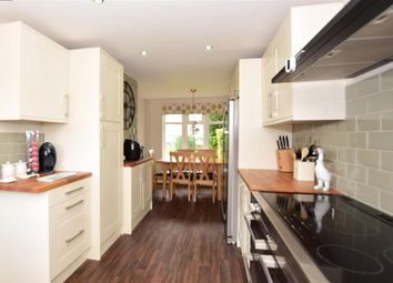 Thumbnail 3 bed semi-detached house for sale in Westside, East Langdon, Dover, Kent