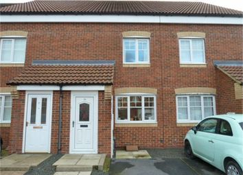 Thumbnail 3 bed terraced house for sale in Rothbury Drive, Ashington, Northumberland