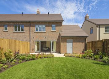 Thumbnail 3 bedroom detached house for sale in Gibson Close, Waterbeach, Cambridge