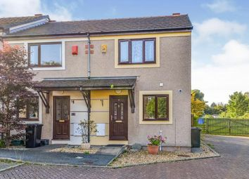 Thumbnail 2 bed end terrace house for sale in Gillow Court, Lancaster, Lancashire
